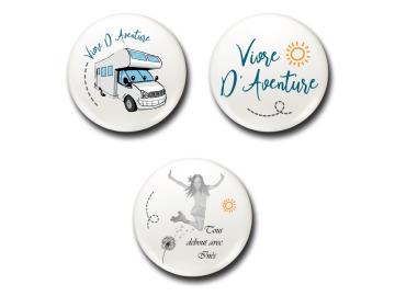 Badges  Lot Association
