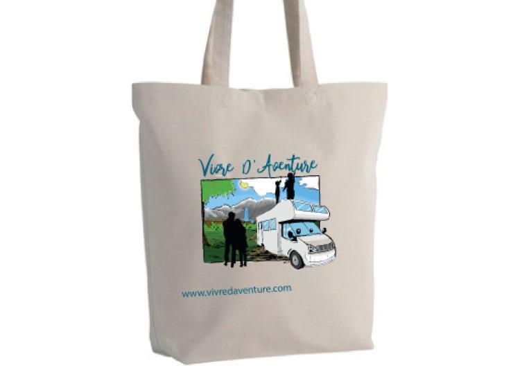 Tote Bag - Modèle Voyageur