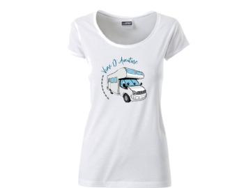Tshirt  Modèle Voyageur